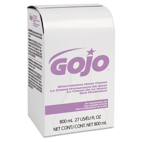 GOJ9142 - GOJO 9142 Moisturizing Hand Cream Refills, 800 mL by Gojo