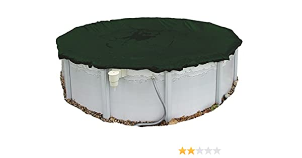 16/'x32/' ft Oval Winter Cover 10 Year Warranty Above Ground Swimming Pool Polar