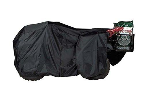 Guardian By Dowco - Indoor/Outdoor ATV Cover - 2 Year Limited Warranty - Reflective - Water Resistant - Black -3XL - EZ Zip [ 26026-00 (Dowco Guardian Ez Zip Covers)