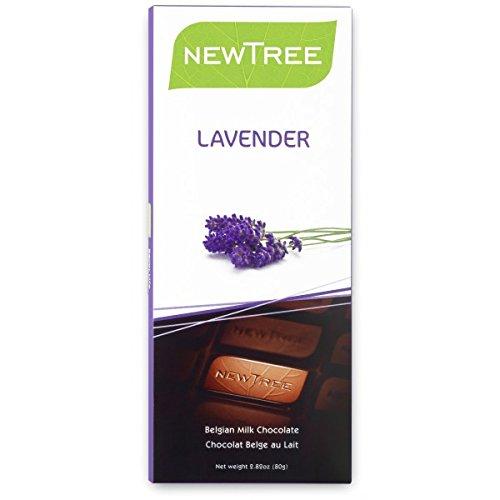 Newtree Organic Milk Chocolate Lavender Bar ()