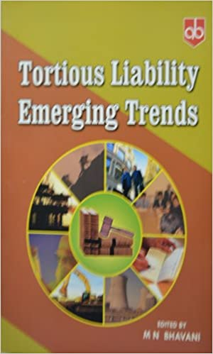 Book Tortious Liability: Emerging Trends