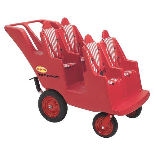 4 Passenger Jogging Stroller - 1