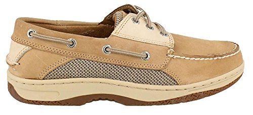 Sperry Top-sider Mens Billfish 3-eye Scarpa Da Barca Tan Beige