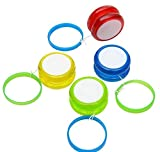 1.25'' PLASTIC YO-YO, Case of 20