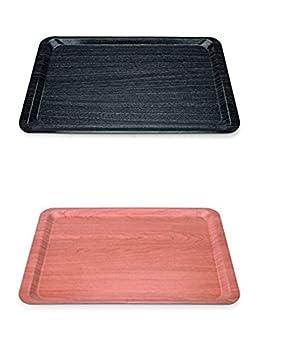 Bandeja de Plástico, laminada verschiedenfarbig (Natural, color granito) y en diferentes normas (No Norma (Medidas: 46 ...