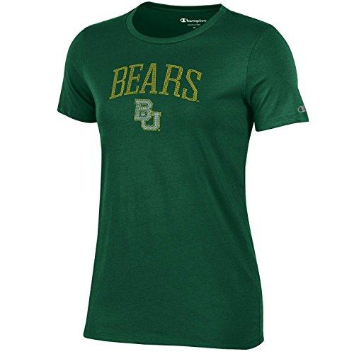 Champion NCAA Women's University V-Neck 1, Baylor Bears, (Baylor University Bears)