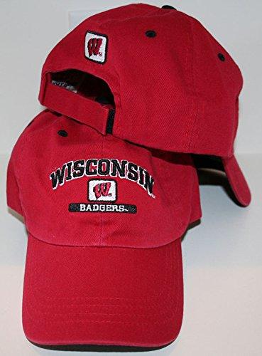 ff8c30c030f Amazon.com   Zephyr University of Wisconsin UW Badgers DH Red Top ...