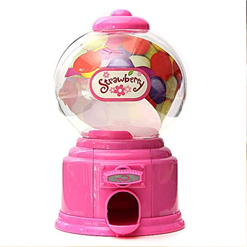 Cute Candy Box Twisted Candy Machine Piggy Bank Small Sweets Dispenser Money Boxes