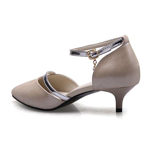 Puntiagudas De Laterales Raíz Sandalias Zapatos Mujer TuPXOkZi