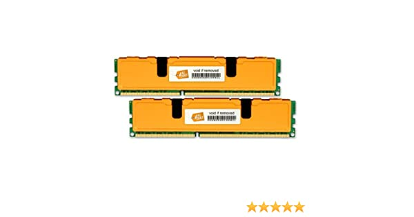 DDR2 FB Fully Buffered PC2-5300 667 Memory 12 x 4GB 48GB Dell PowerEdge 2900