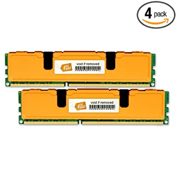 Amazon.com: 8 GB (4 x 2 GB) Memoria RAM búfer completo ...