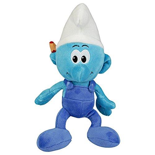 Simba 755326 Handy Smurf, Blue