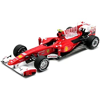 Hot Wheels Elite Ferrari F1 Car Driven By The World Champion F. Alonso