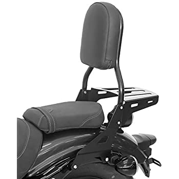 Sixty 15-19 Black Sissy Bar Casual M for Indian Scout