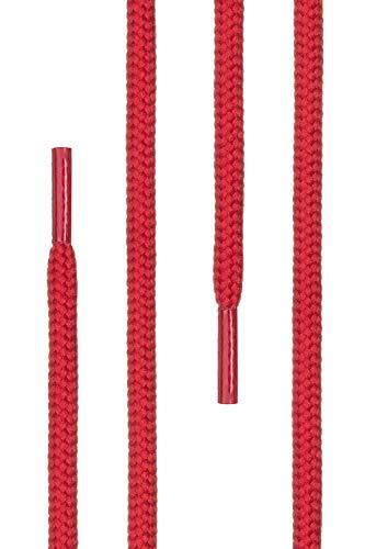 Farben Qualitäts Ø Für Mm 27 220 5 schnürsenkel Aus Rundsenkel 70 Polyester 100 Di Ficchiano Cm Rot Längen Und Trekkingschuhe Ca 4 Arbeitsschuhe 5qnPxZTSIw