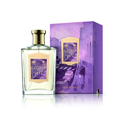 Floris London 1976 Eau de Parfum Spray, 3.4 Fl Oz
