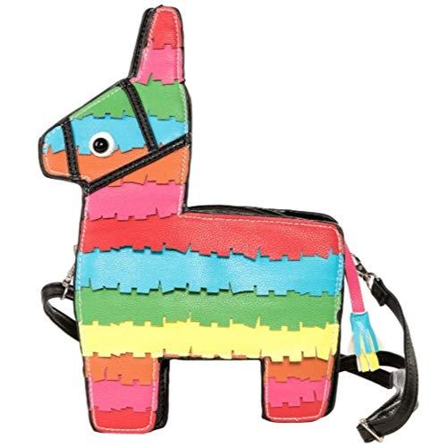 Piñata Crossbody Bag in Vinyl -