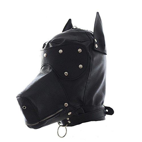 Interestingsport-Sexy-Bdsm-Bondage-Harness-Fetish-Dog-Mask-Restraint-Hood-Dog-Hat-Toys