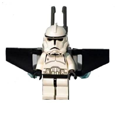 LEGO Aerial Clone Trooper from Star Wars Set 7261: Toys & Games