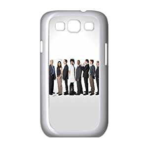 NCIS Cast Samsung Galaxy S3 9300 Cell Phone Case White DIY Present pjz003_6518566