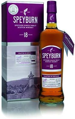 Speyburn Speyburn 18 Years Old Speyside Single Malt Scotch Whisky 46% Vol. 0,7l in Giftbox - 700 ml