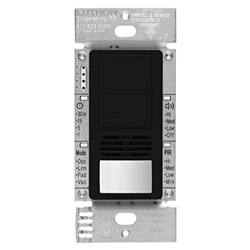 Lutron Maestro Dual Tech Dual Circuit Occupancy Sensor Sw...