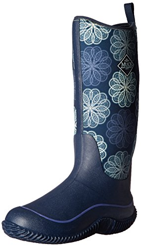 Hale Rubber Multi Navy Season Snowflake Boot Muck Women's Boot PT5q1x6