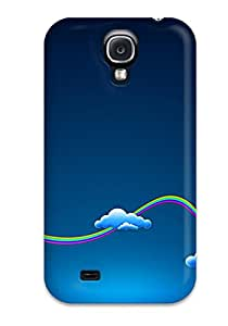 LuisReyes6568776's Shop New Design Shatterproof Case For Galaxy S4 (blue Sky Clouds)