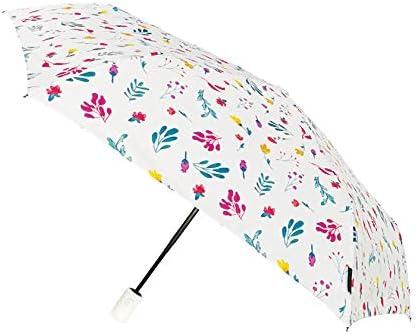 SMATI Parapluie Femme Cloche//Dome Transparent Ouverture Automatique