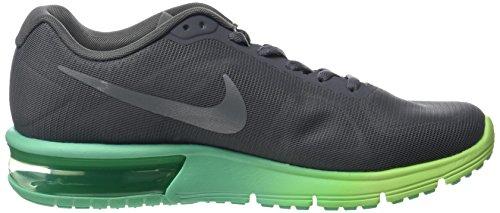 Grün Cool Grau Damen Grünes Metallic Silber Grau Geisterhaftes 012 719916 Trail Runnins Sneakers Glühen Nike Tg0q7wg