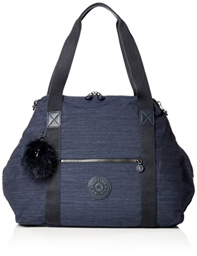 BL Navy Dazz Couleur Bleu de Multi True M Voyage Art Kipling Urban Multicolore Sac Flower cqgTx86OZa