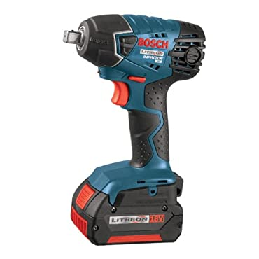 Bosch 24618-01 18V Cordless Lithium-Ion 1/2 in. Impact Wrench
