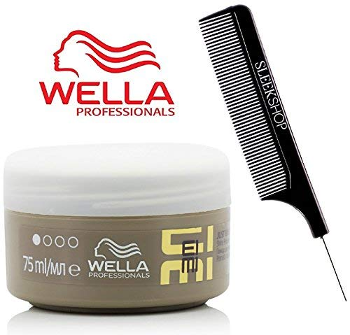 Pomade Tails (Wella JUST BRILLIANT Shine Pomade (STYLIST KIT) (2.5 oz / 75 ml))