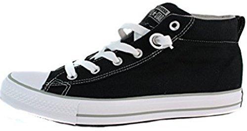 ccd5aafbe56c Galleon - Converse Men s Street Canvas Mid Top Sneaker (11 M US ...
