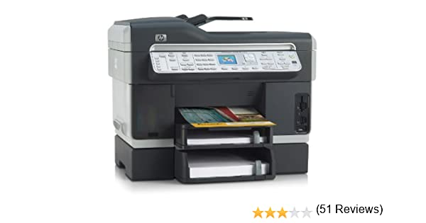 HP Officejet Pro L7780 All-in-One Printer - Impresora multifunción ...