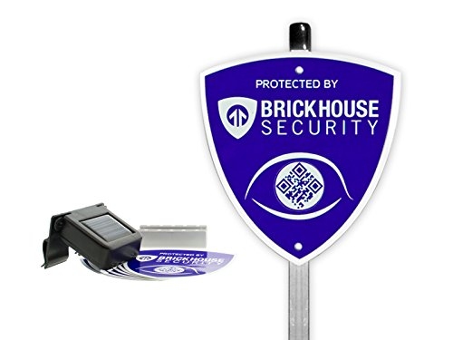 Brickhouse Security Surveillance Stickers Wunderlight product image