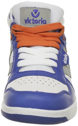 Sneaker Femmes Chaussures francia Multicolor Victoria Bleu Montantes Pu vBqCCzd