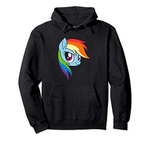 Rainbow Dash My Little Pony Pullover Hoodie -
