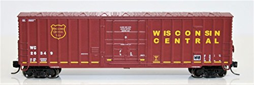 n scale wisconsin central - 4