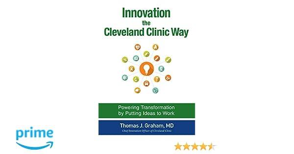 Amazon com: Innovation the Cleveland Clinic Way