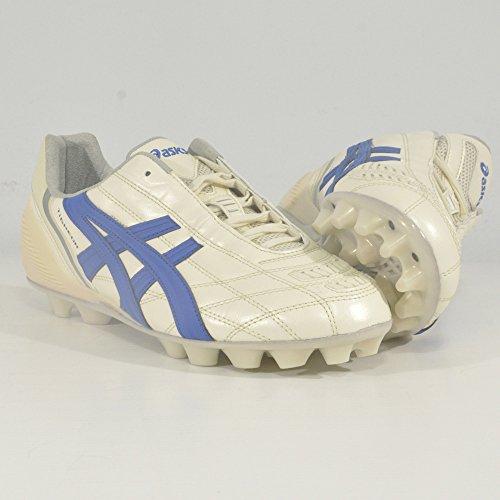Asics Tigreor It, Zapatillas de Fútbol para Hombre cultura gold/italian blue