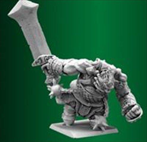 Fire Giant Warrior (1) Miniature