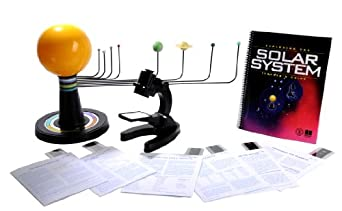 American Educational Exploring/Solar System Teacher's Guide/Lab Supplies