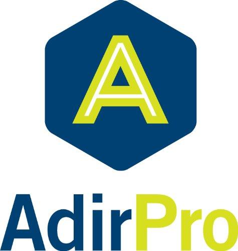 AdirPro Twist Focus Tribrach Without Optical Plummet - Yellow by AdirPro (Image #4)