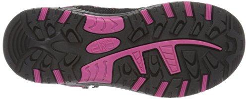 Pink Randonnées K lli Campagnolo Chaussures Mid Enfants Rigel hot Gris Cmp antracite Wp F FBZqZn1