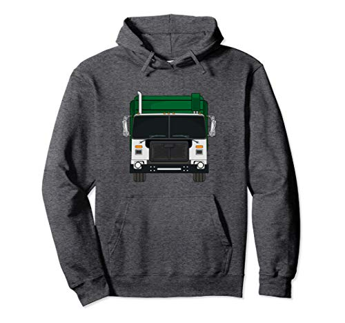 Reduce Reuse Recycle Halloween Costume (Garbage Truck Halloween Costume DIY Pullover)