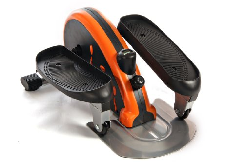 Stamina 55-1603 InMotion Elliptical, Orange Motion Fitness Treadmill