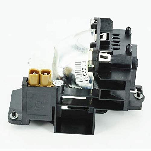 60002852 AWO NP14LP 4330B001 Replacement Lamp Bulb with Housing for NEC NP305 NP310 NP405 NP410 NP510 NP510G for Canon LV-7280 LV-7285 LV-7380 LV-LP32