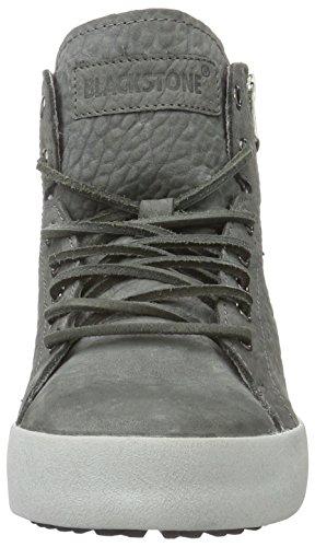 Blackstone Mw82 - Zapatillas Mujer Gris - Grau (Gun Metal)