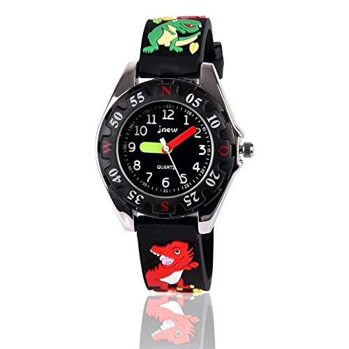 Kids Gift Gift for 3-8 Year Old Boy Kids, Kids Wristwatch for Boys Age 3-10 Gift for Children Birthday Boy -